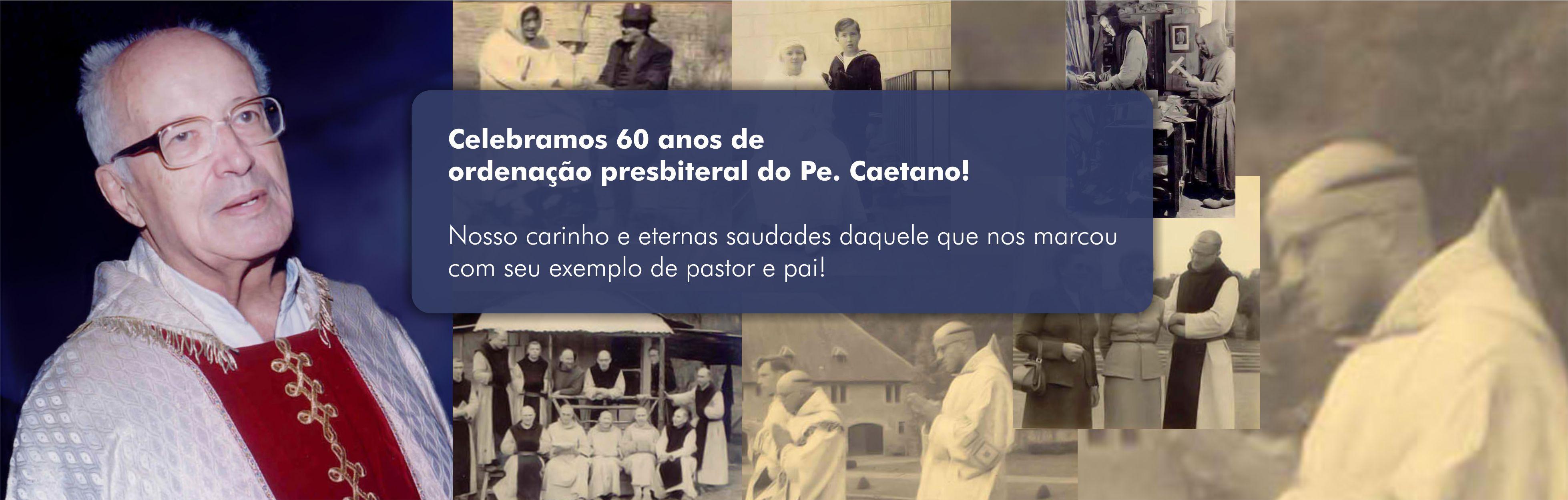 60 anos de ordenação